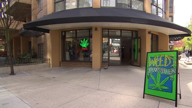 There are currently 80 medical marijuana stores operating in the City of Vancouver.