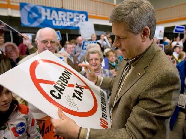 Stephen Harper carbon pricing