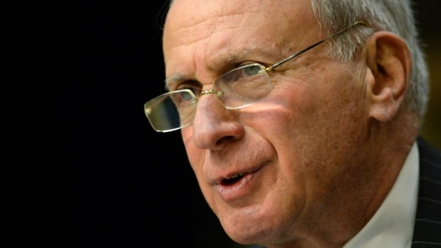 Irving Gerstein, chair of the Conservative Fund of Canada, announced his retirement from the Senate Tuesday.