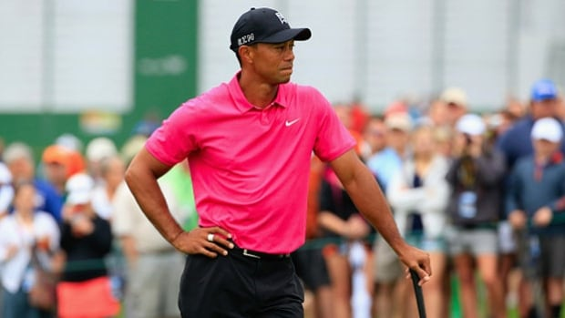 Riddled by injuries, Tiger Woods has not played in a tournament since August.