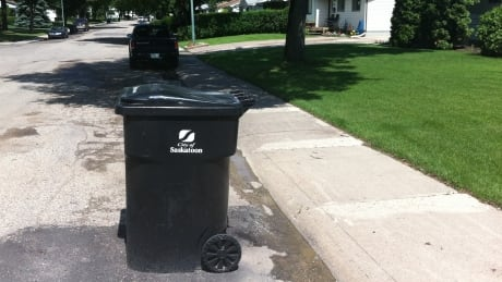 saskatoon black cart garbage collection delayed by budget