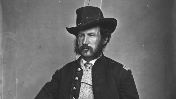 Born in Canada, Edward Doherty went on to fight in the U.S. Civil War and in 1865, led the military detachment that captured John Wilkes Booth, the man who assassinated President Abraham Lincoln.