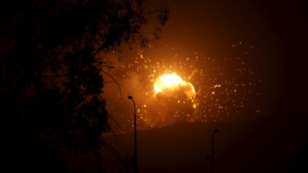 A coalition of countries led by Saudi Arabia has launched airstrikes in Yemen aimed at halting a power grab by Houthi rebels. Iran has denied allegations it is arming them.