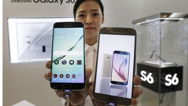 Samsung S6 and S6 Edge at Ezy4Gadgets