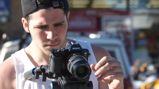 Pan Yannitsos is producing and filming a travel documentary in China. (submitted by Pan Yannitsos)