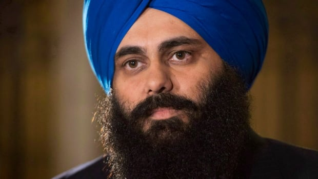 Edmonton-Sherwood Park MP Tim Uppal has introduced a bill banning the niqab at citizenship ceremonies.