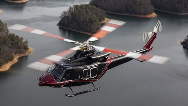 The Canadian Coast Guard has ordered seven 412EPI helicopters from Bell at a cost of $156 million.