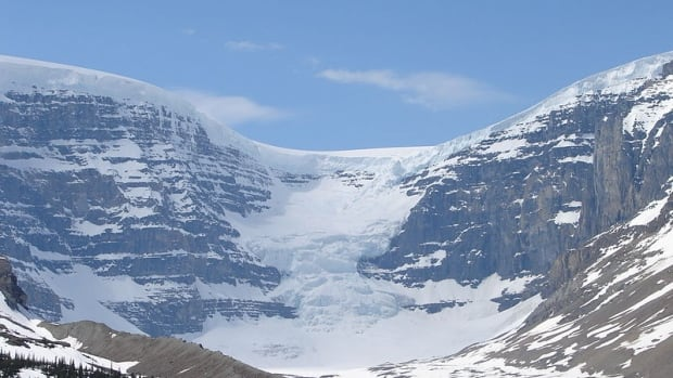 Dome Glacier on the Columbia Icefield, Alberta