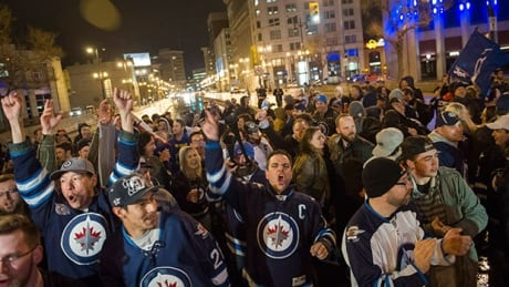 Winnipeg Radio Station Releases Jets Playoff Pump-up Song