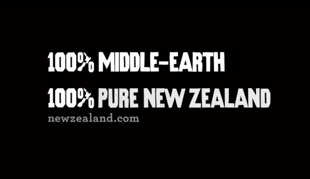 New Zealand Tagline