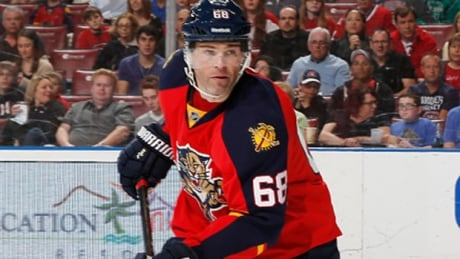 Jaromir Jagr, Panthers Agree On 1-year Contract