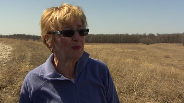 Maude Barlow with the Council of Canadians says that if the Energy East pipeline project is allowed to go through, Winnipeg's water supply from Shoal Lake would be at risk of contamination were the pipeline ever to rupture.