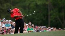 Tiger Woods claims that 'bone popped out' of hand at Masters