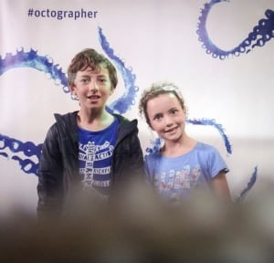 Octographer photo