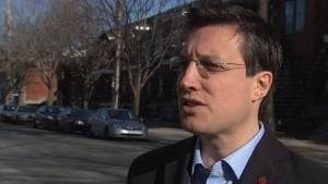 Guillaume Lavoie, Projet Montreal parking