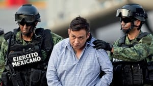 Mexico Drug Cartel Arrest