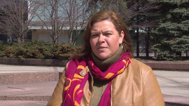 Christa Big Canoe, Legal Advocacy Director. Aboriginal Legal Service of Toronto