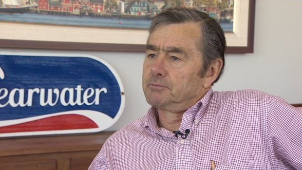 Businessman John Risley is backing the provincial government move to cut the film tax credit.