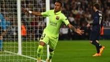 Barcelona strikes for road win at Paris SG