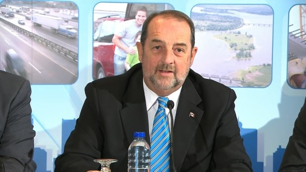 """We work with facts, not accusations,"" Infrastructure Minister Denis Lebel said in Montreal on Wednesday after announcing the new Champlain Bridge will be built by a consortium led by SNC-Lavalin."