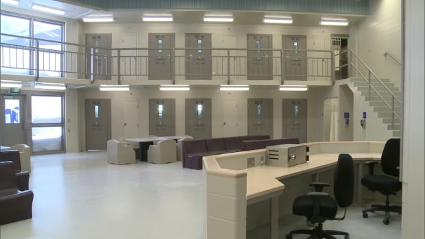 New Pictou County Jail Dealing With Roof Leaks After Harsh