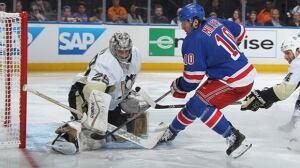 Hockey Night in Canada: Penguins vs. Rangers