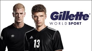 Gillette World Sport Promo 1