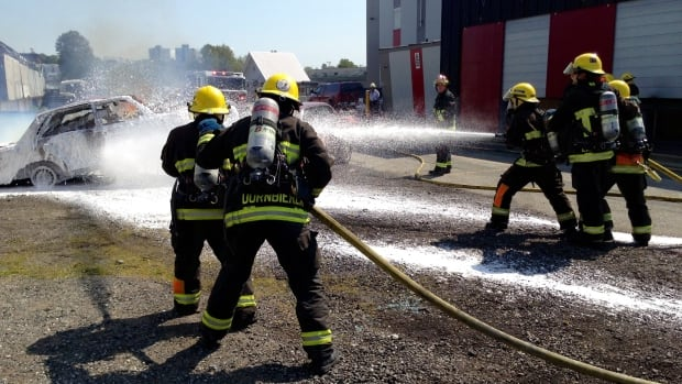 A new program in Vancouver's fire department aims to raise awareness of mental health issues that can develop due to traumatic events that are part of their jobs.