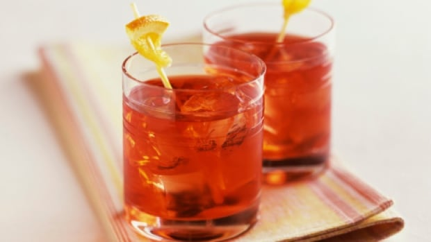The popular cocktail negronis are made with Campari.