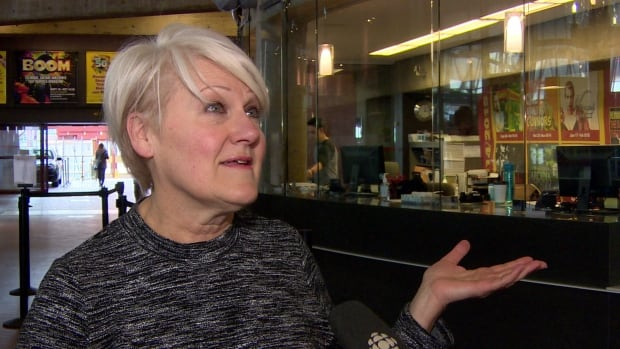 Penny Ritco, the executive director of the Citadel Theatre, says she supports the overall vision of the LRT project but says the construction will affect business in the short term.