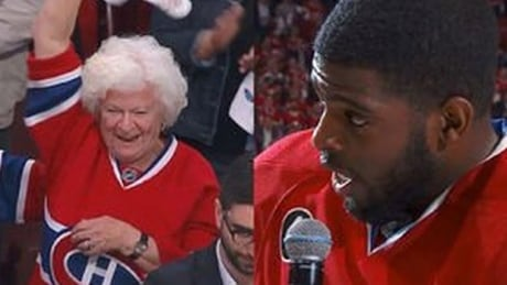 P.K. Subban's 1st-star Effort Inspired By The Late Jean Beliveau