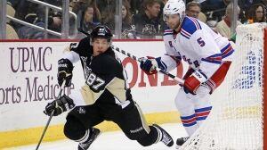 Hockey Night in Canada: Rangers vs. Penguins