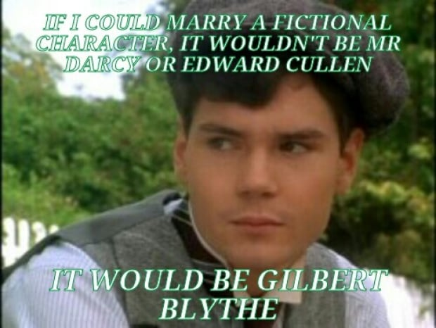 Gilbert love meme 2