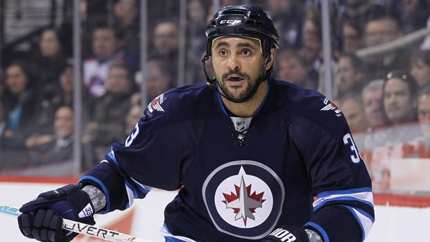"The morning after the Jets fell behind the Anaheim Ducks 3-0 in their playoff series, Dustin Byfuglien answered all questions with the same response: ""If we stick together as a team, we'll be all right."""