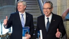 Federal budget 2015: Joe Oliver presents government's fiscal plan