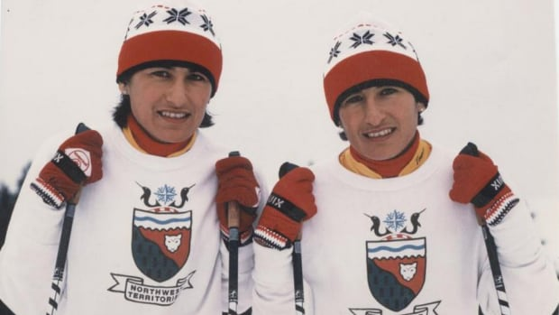 N.W.T.'s Sharon and Shirley Firth, twin sisters who competed in cross-country skiing at four Olympic games, are the first inductees to Canada's Sports Hall of Fame from any territory.