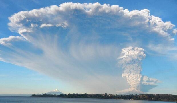 Calbuco-volcano