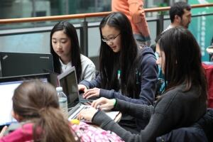 Girls Coding
