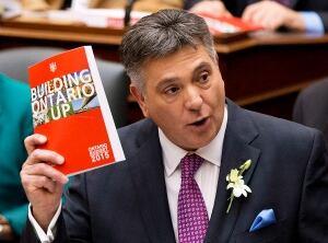 Ontario Budget 20150423