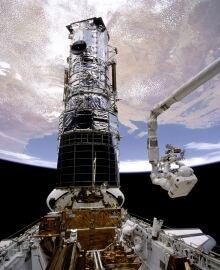 Hubble Space Telescope 1993