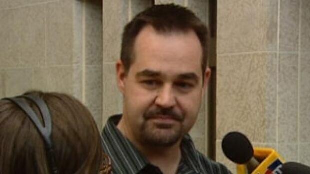 A photo of Dwight Hayter taken in 2010.