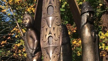 Sculpture Stanley Park