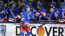 Rangers eliminate Penguins with OT victory