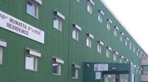 Ukkivik residence at Nunavut Arctic College
