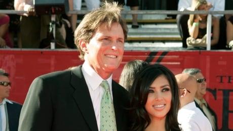 Bruce Jenner and Kim Kardashian