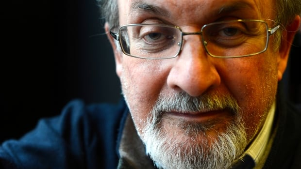 British Indian novelist Salman Rushdie is defending the PEN American Center's