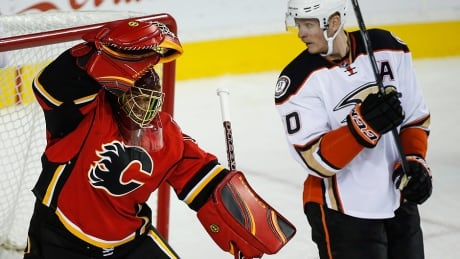 Flames Shift Round 2 Focus To No-quit Ducks