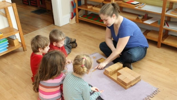 The Montessori School of Charlottetown will start with kindergarten and early elementary students.