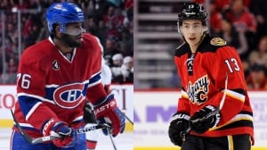 Canadiens', Flames' 2nd-round start dates released