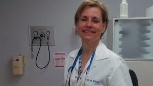 Dr. Mary McNally